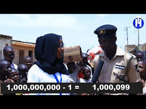 Download Idan Aka Cire ₦1 Acikin ₦1,000,000,000 Nawa Ne Zai Rage?  | Street Questions (EPISODE 37)