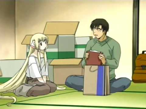 The Only Gift That I Need - Dashboard Confessional + Chobits