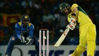 Maxwell Scored 145 Run in 65 Balls Aus Vs Srilanka