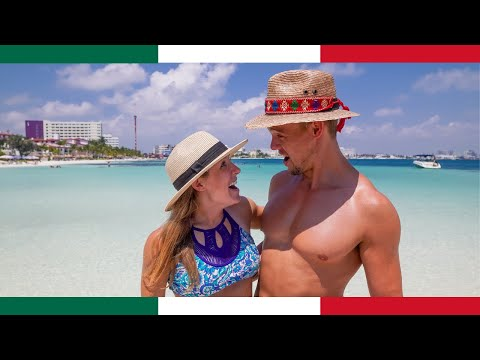 Incredible Luxury Resort in Cancún (we never travel like this!)
