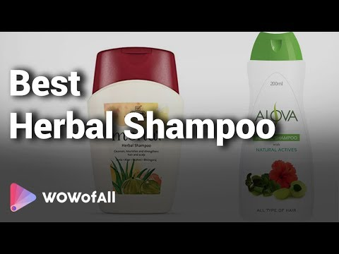 Download 10 Best Herbal Shampoo With Review Details Which Is
