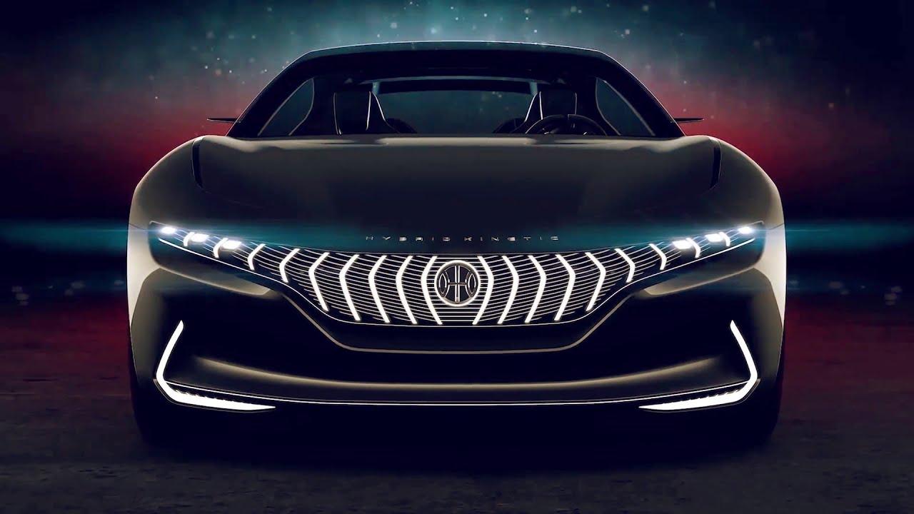 10 Autos, die Sie in naher Zukunft sehen werden