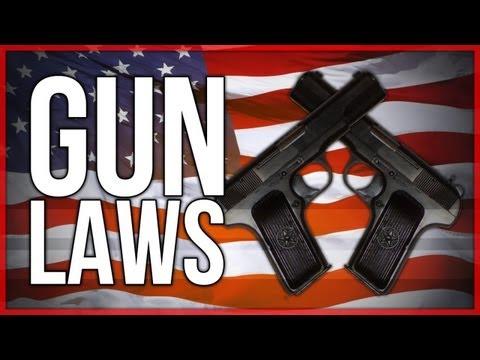 US Gun Laws Part 2 - Gun Control & Ownership Restrictions