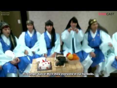 [ENG SUB] BTS a Little Dangerous Chuseok (Naver Starcast) [3/3] Diana TvSanders