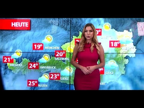 Aktuelle Wetterprognose für Dienstag (16.10.2018)