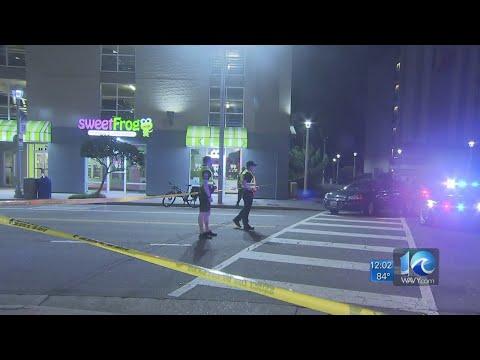6 people shot overnight at Va. Beach Oceanfront
