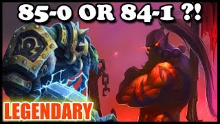 Grubby | WC3 Reforged | [LEGENDARY] 85-0 OR 84-1?!