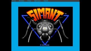 SimAnt: The Electronic Ant Colony - Gameplay [HD]