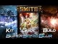 Smite Season 4: Nu Wa- Guardian of Heaven! God Guide and Build