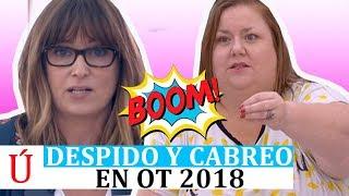 Despido en OT 2018: Itziar Castro dice adiós tras la Gala 6 de Operación Triunfo 2018