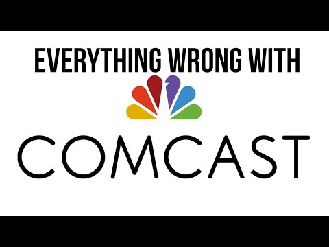 Everything Wrong With Comcast