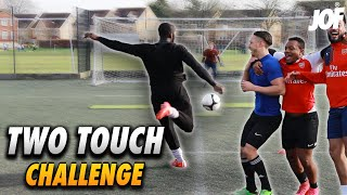 TWO TOUCH CHALLENGE!!!