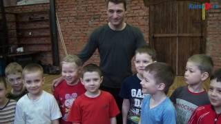 Курянин рассказал что ему поможет выжить в тайге на играх game2:winter