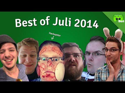 BEST OF JULI 2014 «» Best of PietSmiet | HD