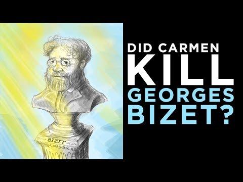 "Did ""Carmen"" Kill Georges Bizet? | Classical (de)Compositions"