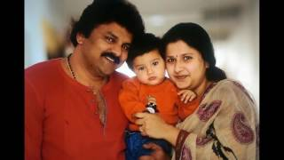 Actor Sameer Wife and Family Rare and Unseen Images