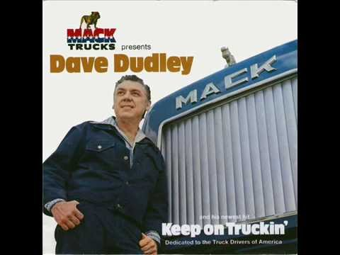 Dave Dudley - Keep on Truckin'