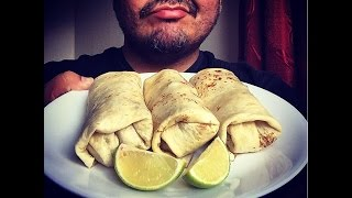 Asmr #279 Breakfast Burritos!