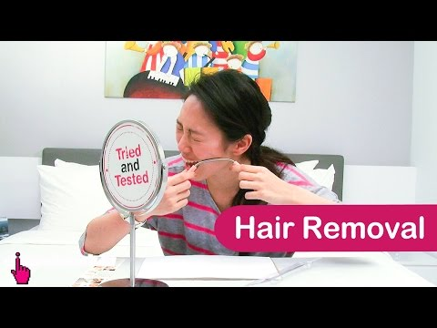 Hair Removal - Tried and Tested: EP9