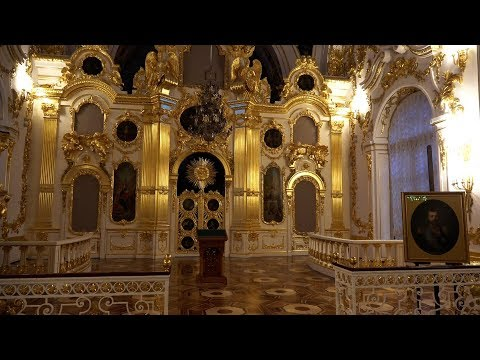 HIGHLIGHTS OF THE STATE  HERMITAGE MUSEUM   - ST. PETERSBURG - RUSSIA