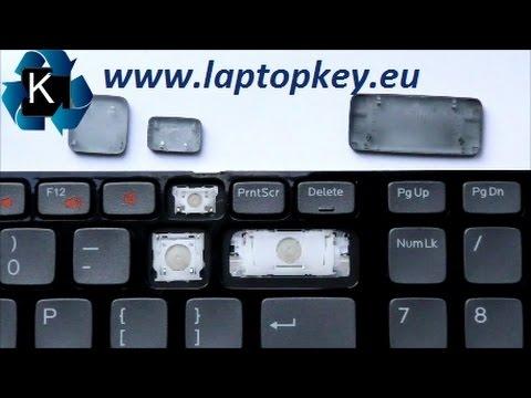 Goede De instructie hoe de toets op de laptop te vervangen opzetten DX-48