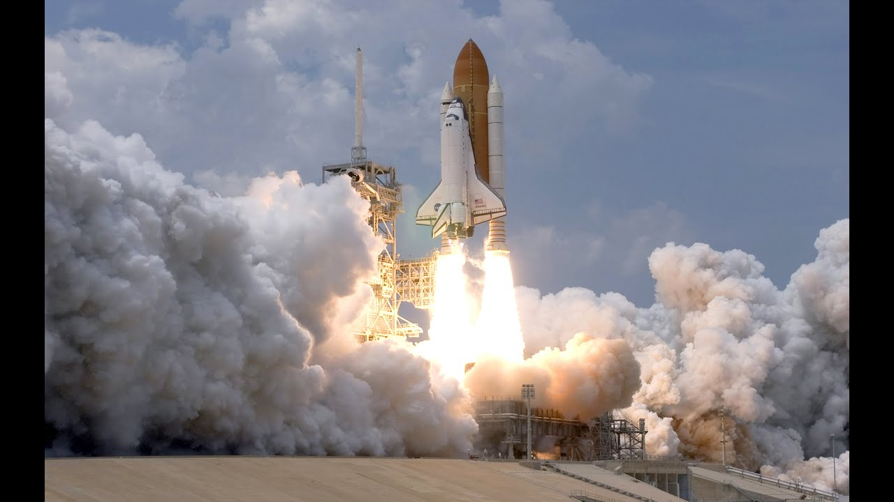 Space Shuttle Launch HD(1080) - YouTube