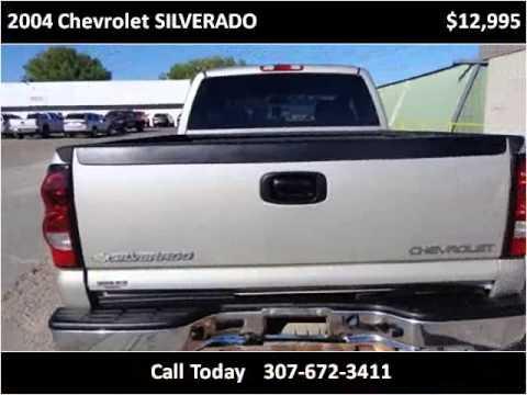 2004 chevrolet silverado used cars sheridan wy youtube for Sheridan motor buick gmc