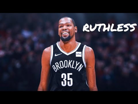 "Kevin Durant Mix - ""Ruthless"" HD (NETS HYPE)"