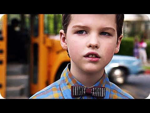 YOUNG SHELDON Trailer Promos Season 1 (2017) Big Bang Theory Spinoff Series
