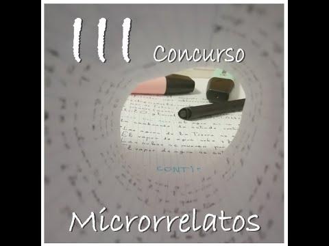 III Concurso de Microrrelatos de Castejón