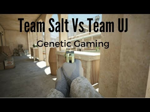 Team Salt vs Team Ultimate Jammerz - Genetic Gaming Ramadan Tournament.
