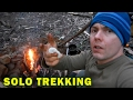 Solo Trekking Adventure, Flame Grilled Feast