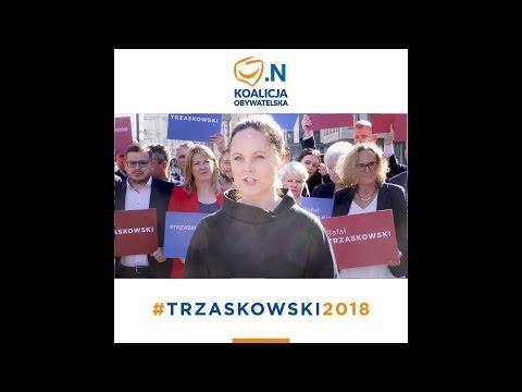 Anna Sekutowicz - Nasza Kandydatka Na Radną W Warszawie