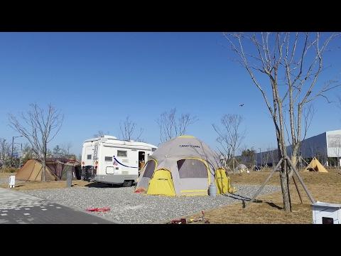 일산의 핫하다는 캠핑장!