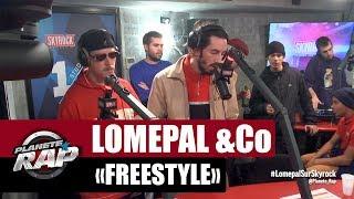 Freestyle - Lomepal, Tonio MC, Di-meh, SlimKa, Bon Gamin, Népal #PlanèteRap