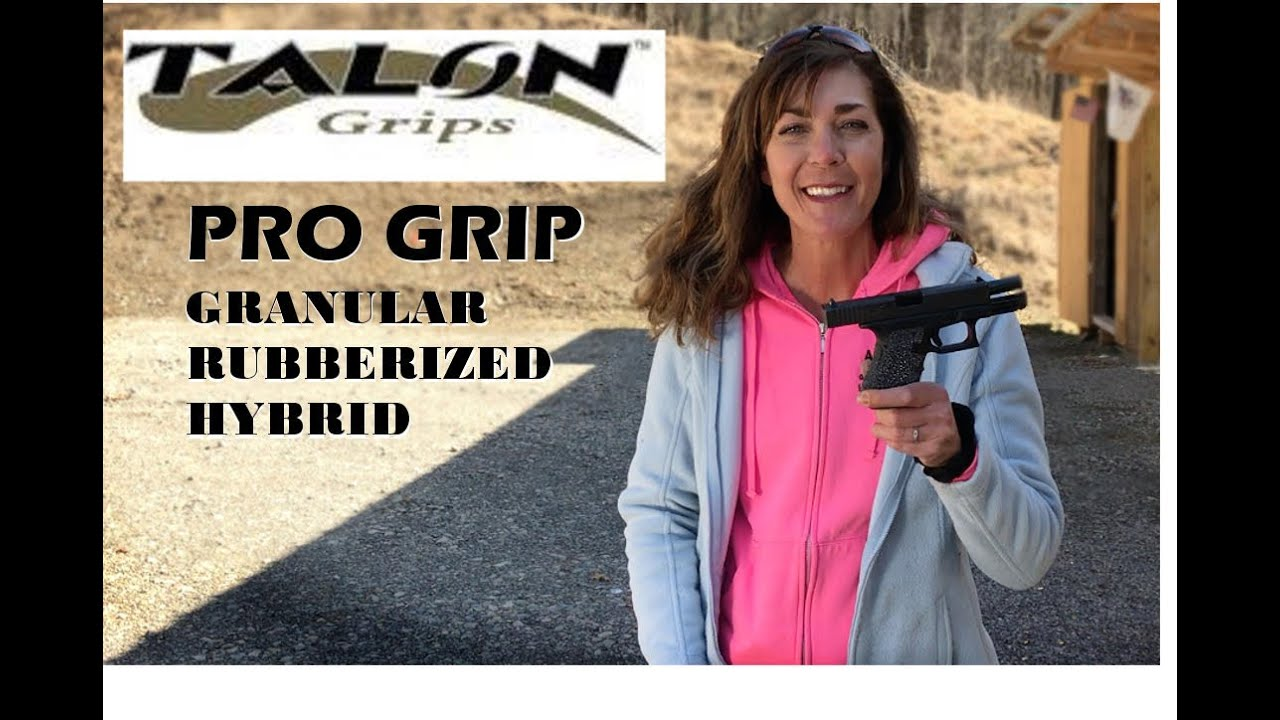 ARMED and Feminine - Talon ProGrip