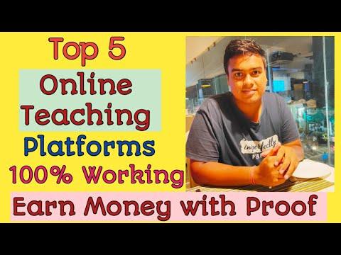 5 Best Platforms To Teach Online & Earn Money | Online Teaching Platforms in India | Teach Online |