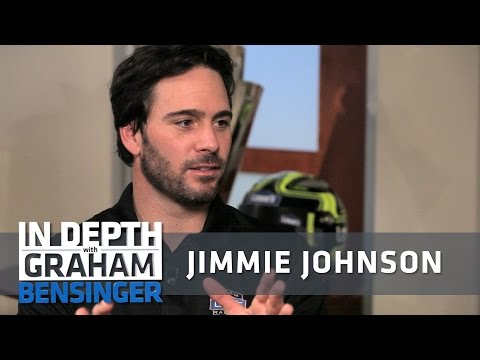 Jimmie Johnson: No one likes a winning streak