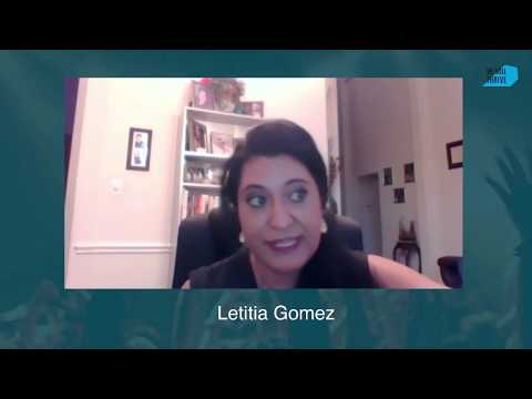 Leticia Gomez - Inspirational Marathon: We Will Thrive