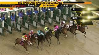 LAUREL PARK 2 18 19 REPLAY SHOW