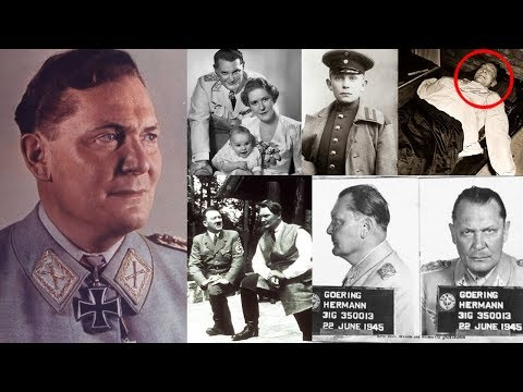 Unknown Surprising Facts About Hermann Goering || Pastimers