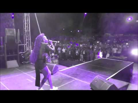BUA - Rouge - Moretele Hiphop Festival (Mamelodi Live performance)