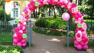Воздушные шары в Алматы(Воздушные шары в Алматы! ✓Сайт: http://vsharm.myinsales.kz Красочные воздушные шары, декорации, цветы, конфетти..., 2015-08-11T19:39:46.000Z)