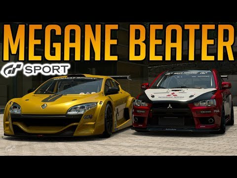 Gran Turismo Sport: Quest to Beat The Megane thumbnail