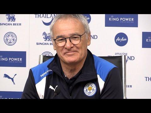 Claudio Ranieri Full Pre-Match Press Conference - Burnley v Leicester