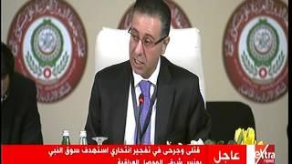 عاجل.. تفجير انتحاري استهدف سوق النبي يونس شرقي الموصل العراقية