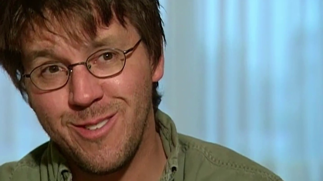 David Foster Wallace Searches For >> David Foster Wallace Unedited Interview 2003 Youtube