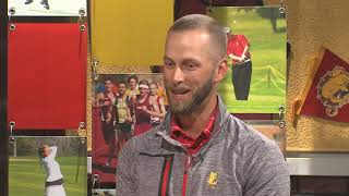 Ferris Sports Update TV - Golf Coach Kyle Wittenbach
