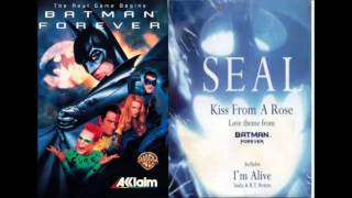 Seal Kiss From a Rose (Batman Forever Soundtrack)