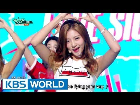 LABOUM - Shooting Love   라붐 - 푱푱 [Music Bank / 2016.09.23]